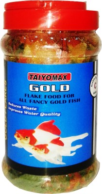 Taiyo Gold Flakes 100gm Fish Fish Food