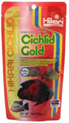 Hikari Cichlid Gold 57g | Baby Pellet NA Fish Food