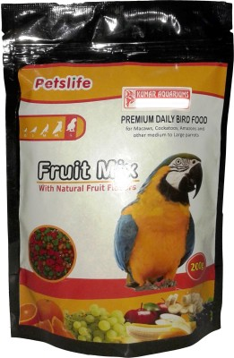 Taiyo Mix Fruit Bird Food(200 g Pack of 1)