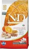 Natural & Delicious Codfish and Orange F...
