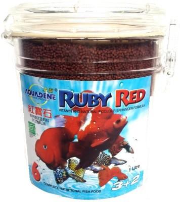 Aquadene Ruby Red Shrimp, Fish Fish Food