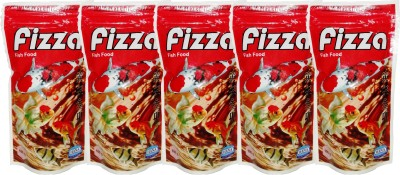 Hana Fizza 5x100gm Pouch Fish Fish Food