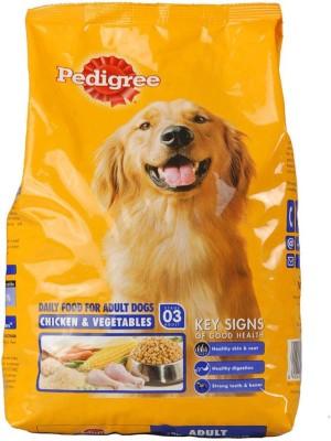 Pedigree Chicken and Vegetables Chicken Dog Food