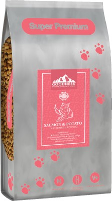 Goodness Large Breed Salmon Dog Food