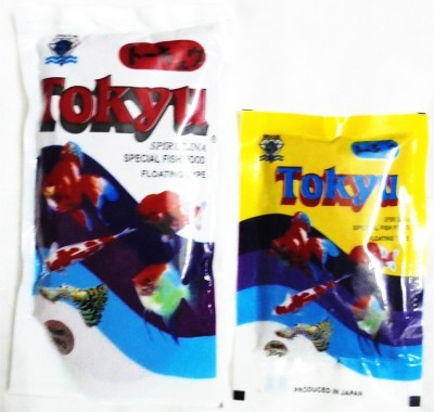 Tokyu Fish Food - Spirulina Combo 2 Fish Food