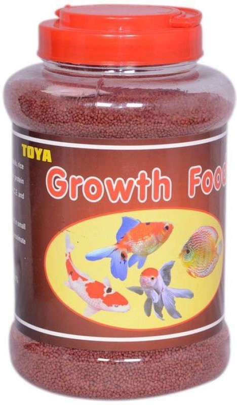 Pets Planet Toya Growth Red Complete Nutritional Fish Food(750 g Pack of 1)