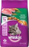 Whiskas Dry Meal Tuna Cat Food (1.2 kg P...