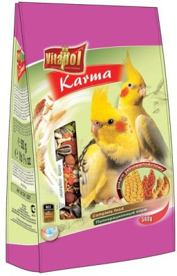 Vitapol For Cockatiel Bird Food