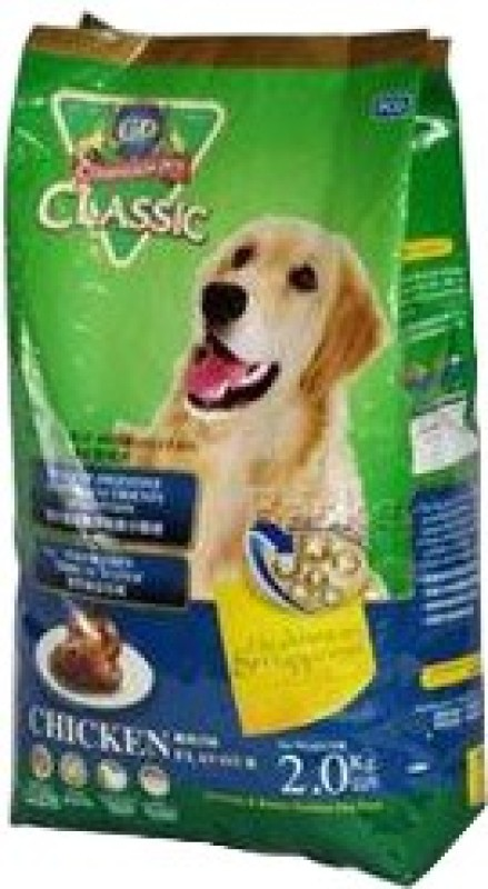 Companion Pets Classic Chicken Dog Food(2 kg Pack of 1)