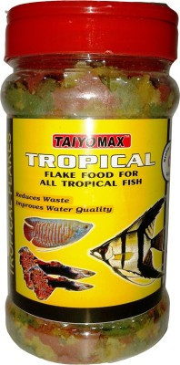 Taiyo Tropical Flakes 100gm Fish Fish Food