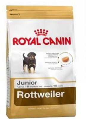 Royal Canin Rottweiler Junior Dog Food(3 kg Pack of 1)
