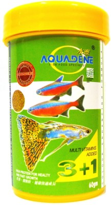 Aquadene Micro Pellet 3+1 60g NA Fish Food