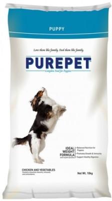 Purepet Puppy Chicken Dog Food