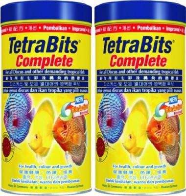 TETRA BITS TETRA BITS COMPLETE SET OF 2 Vanilla Fish Food
