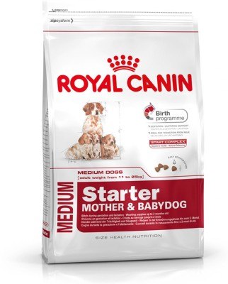 Royal Canin Medium Starter Chicken Dog Food Chicken Dog Food