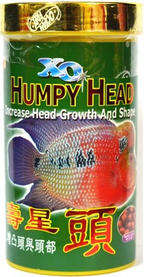 XO Humpy Head 100g/280ml Fish Food(280 ml Pack of 1)