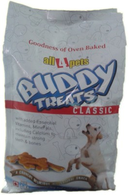 All4pets Buddy Treat Classic Dog Food