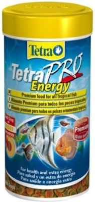 Tetra Pro Energy 55g/250ml |Nutrition Premium Water Quality Fish Food