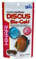 Hikari Discus Bio Gold 80g Fish Fish Food(80 g Pack of 1)