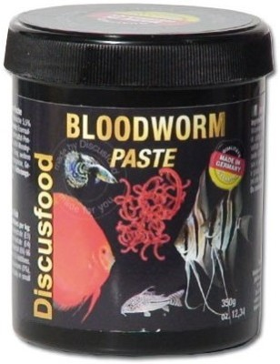 Exotica Bloodworm Paste NA Fish Food