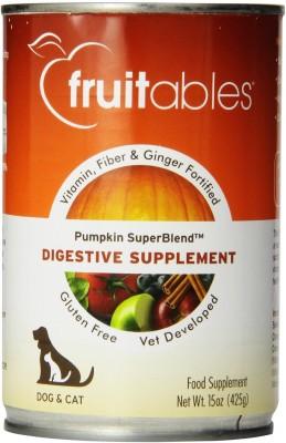 Fruitables Digestive Supplement Fruit Dog Food