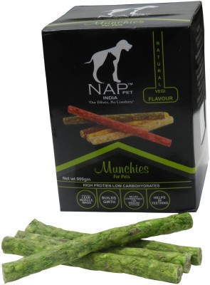 Nappets India Munchies Vegetable Dog Food