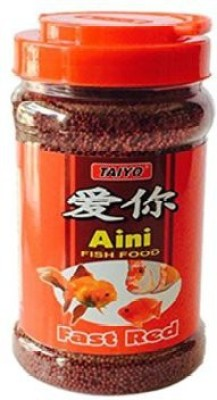 Taiyo Fast Red Fish Fish Food