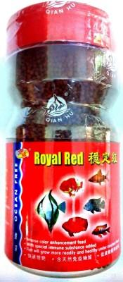 Ocean Free Royal Red Intense Color Enhancement Feed Fish Fish Food