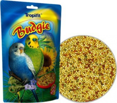 Tropifit Budgie 700g NA Bird Food(700 g Pack of 1)