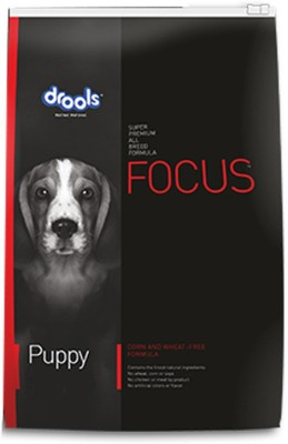 Drools Focus Puppy Chicken Dog Food