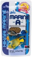 Hikari Marine A 110g Fish Fish Food(110 g Pack of 1)
