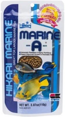 Hikari Marine A 110g Fish Fish Food