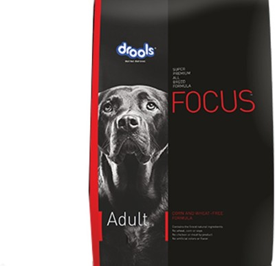 Drools Focus Adult Chicken Dog Food