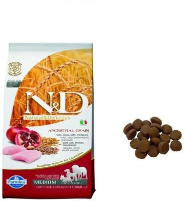 Farmina N&D Lg Cp Adult Medium Chicken Dog Food