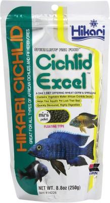 Hikari Cichlid Excel Mini PelletsFloating type NA Fish Food