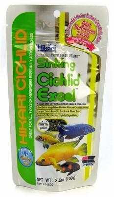 Hikari Sinking Cichlid Excel 100g NA Fish Food