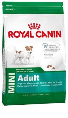 Royal Canin Mini Fish, Rice Dog Food