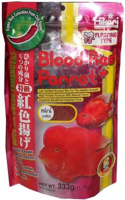 """HIKARI Blood-Red Parrot+â""""¢ mini pallets 333g NA Fish Food"""