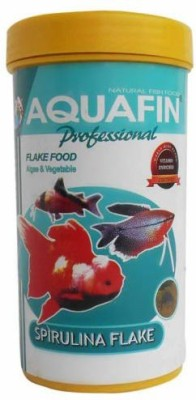 Aquafin spirulina flakes NA Fish Food