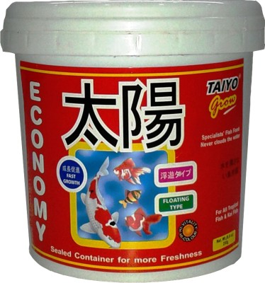 Taiyo Economy 250gm Fish Fish Food(250 g Pack of 1)