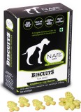 Nappets India Biscuit Strawberry Dog Foo...
