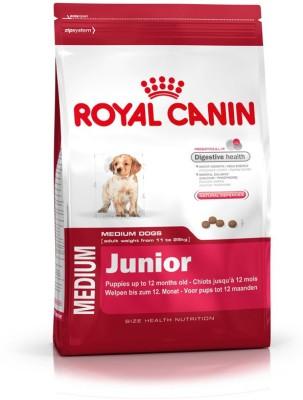 Royal Canin Medium Junior Dog Food Vegetable Dog Food