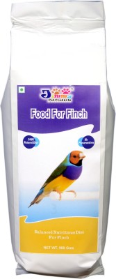 JiMMy For Finch NA Bird Food