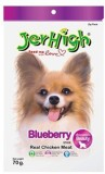 JerHigh 3 Pack of Blue 70gm Berry Dog Fo...