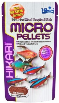 Hikari Micro Pellet Fish Fish Food