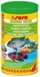 Sera Cichlids Sticks Fish Food (90 g Pac...