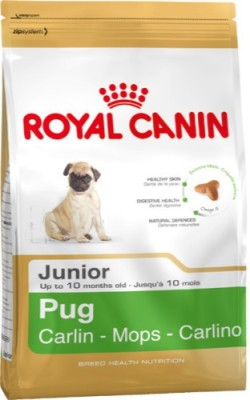 Royal Canin Pug food 1.5kg Chicken Dog Food