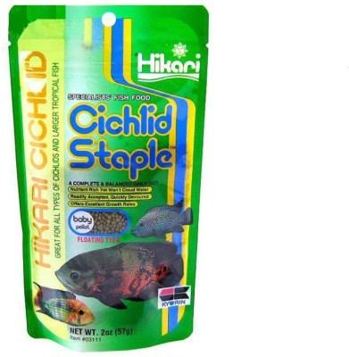 Hikari Cichlid Staple Baby Pellet Fish Fish Food