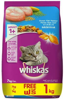 Whiskas Ocean Fish Cat Food