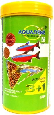 Aquadene Micro Pellet 3+1 120g Fish Fish Food
